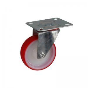Koło poliamidowo - poliuretanowe fi 100 mm w zestawie obrotowym