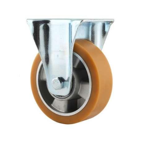 Zestaw stały aluminium poliuretan fi 125 mm