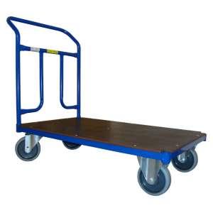 Wózek platformowy z jedną rączką, 400 kg