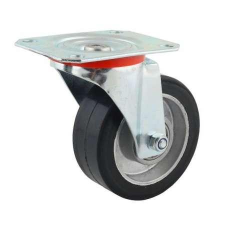 Zestaw obrotowy aluminium-guma fi 100 mm