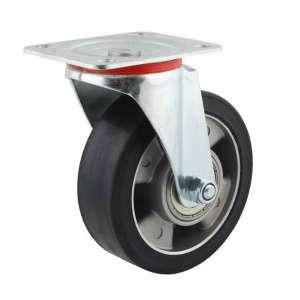 Zestaw obrotowy aluminium-guma fi 125 mm