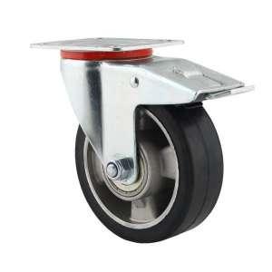 Zestaw obrotowy z hamulcem aluminium guma fi 125