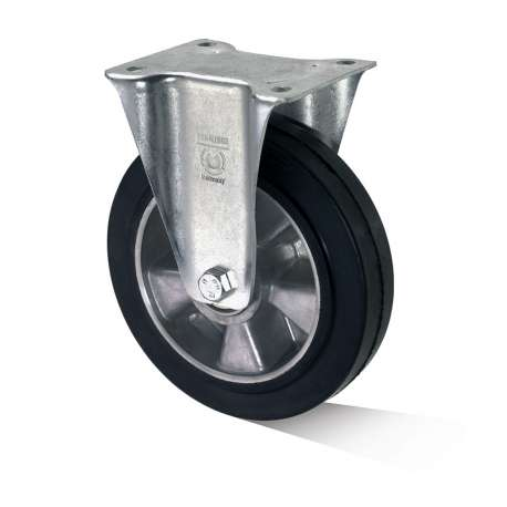 Zestaw stały aluminium-guma fi 160 mm