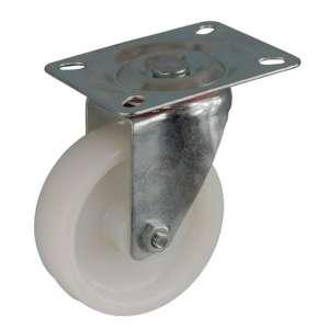 Zestaw obrotowy z kołem poliamidowym fi 160 mm