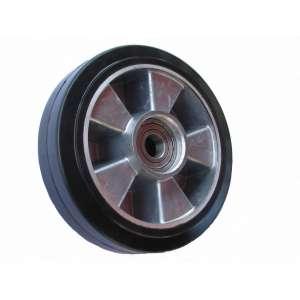 Koło aluminiowo-gumowe fi 180 mm - 400kg