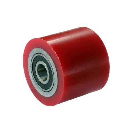 Rolka stalowo-poliuretanowa 82 mm x 70 mm