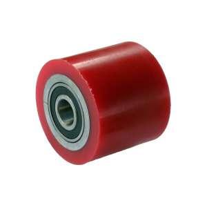 Rolka stalowo- poliuretanowa 82 mm x 90 mm - 550kg