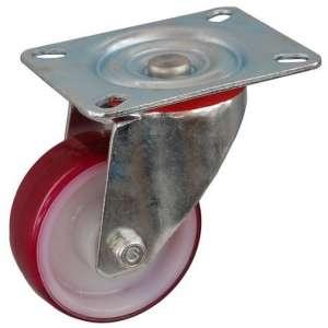 Koło poliamidowo - poliuretanowe fi 80 mm na widelcu obrotowym