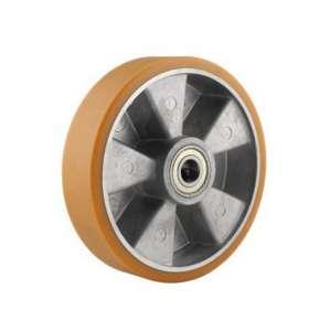 Koło aluminiowo - poliuretanowe fi 175 mm