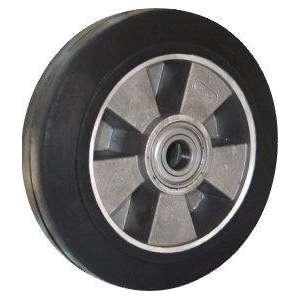 Koło aluminiowo-gumowe fi 160 mm