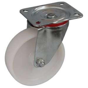 Zestaw obrotowy fi 80 mm - koło poliamidowe