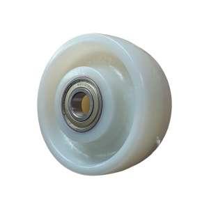 Koło poliamidowe fi 100 mm łożysko kulkowe
