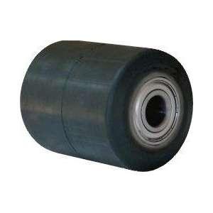 Rolka aluminiowo-gumowa 80 mm x 70 mm