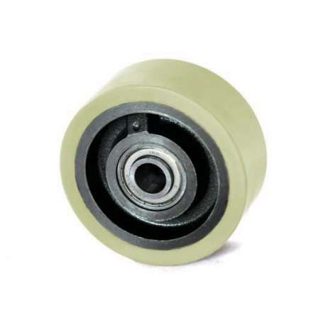Koło podporowe do wózka elektrycznego Linde fi 100 mm
