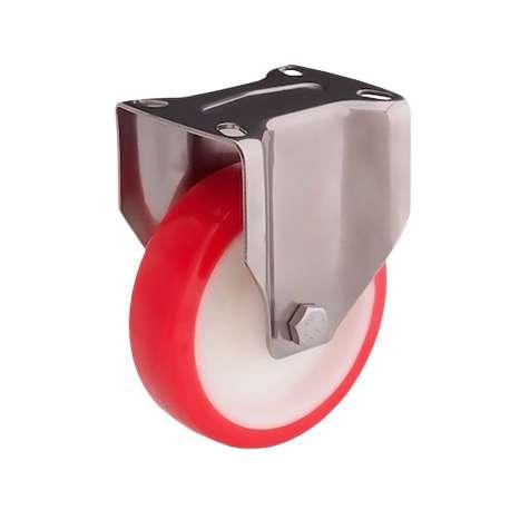 Zestaw kołowy stały nierdzewny fi 150 mm