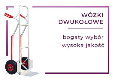 Wózki dwukołowe